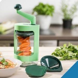 Buy Online Genius Super Juliette Spiral Cutter Machine Price in Pakistan
