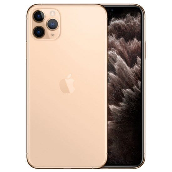Buy Online iPhone 11 Pro Max 256 GB Dual SIM Non PTA- Gold Price In Pakistan